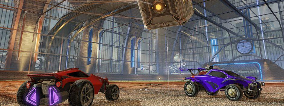 Rocket League: Mix, match e mutate!