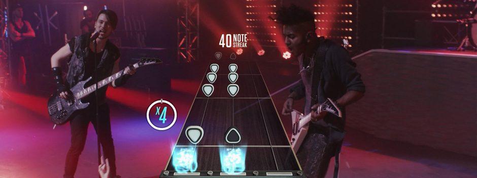 I brani più difficili di Guitar Hero Live secondo Freestyle Games