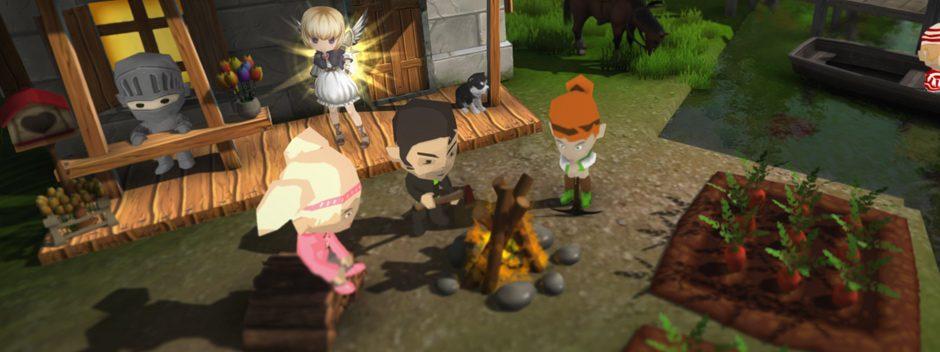Annunciato per PS4 il simulatore di costruzioni in modalità libera Astraea