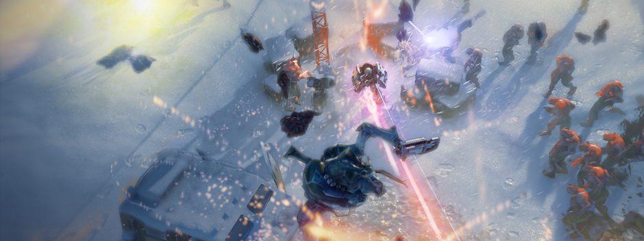 Il nuovo trailer di Alienation debutta alla Paris Games Week