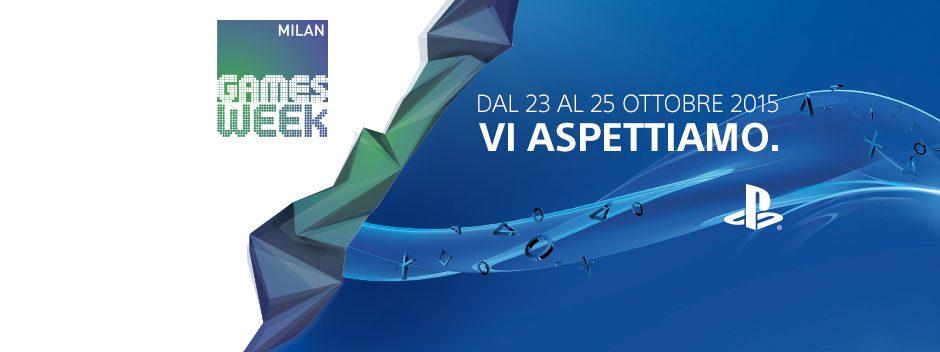 Milan Games Week 2015… stiamo arrivando!