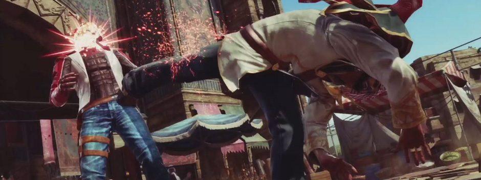 Tekken 7 annunciato alla Paris Games Week