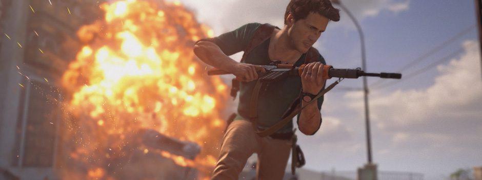 Uncharted 4 alla Paris Games Week