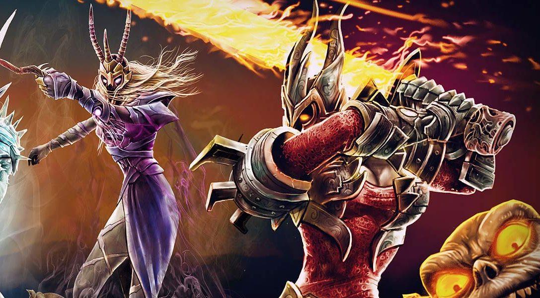 Oggi Overlord: La compagnia del flagello invade PS4