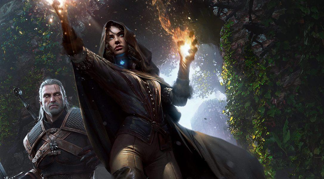 Come funziona la personalizzazione in The Witcher 3: Hearts of Stone, disponibile da domani