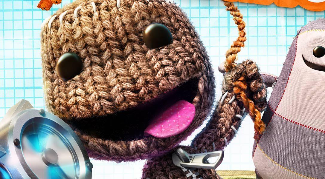 I Sackie Award ritornano su LittleBigPlanet a novembre!