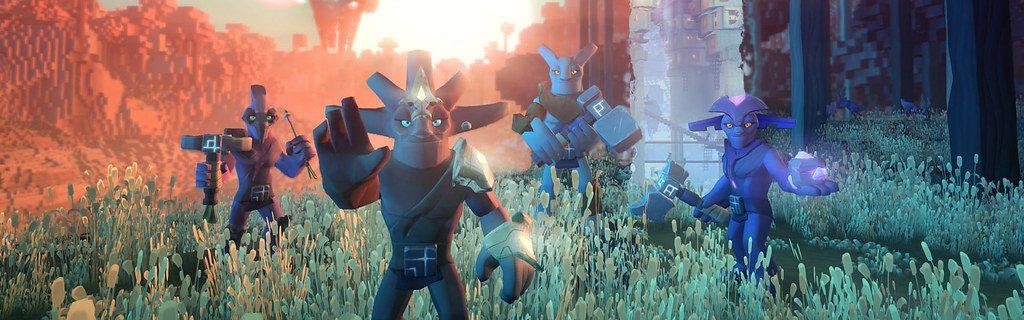 Boundless, uno sconfinato universo sandbox a esplorazione libera in arrivo su PS4