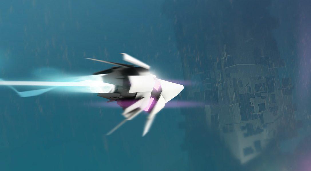 Vector, dalla leggenda dell'house Avicii, è stato annunciato per PS4