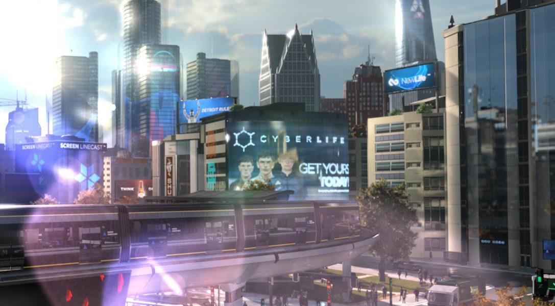 Ti presentiamo Detroit, il nuovo gioco per PS4 di Quantic Dream