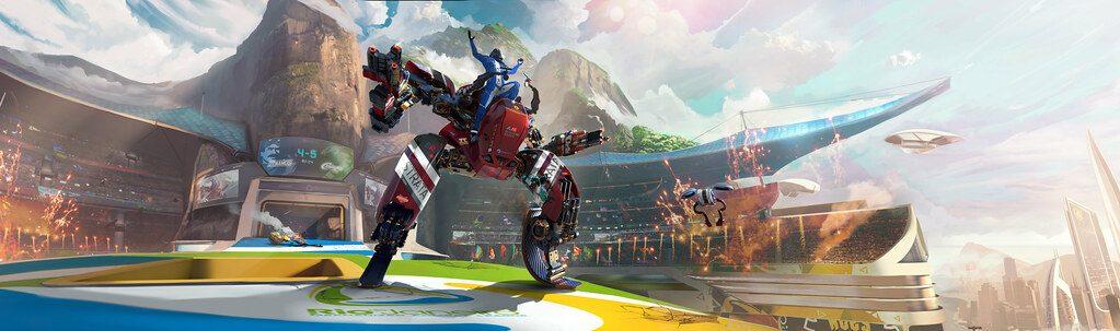 Il nuovo trailer di RIGS Mechanized Combat League presenta l'arena di Dubai