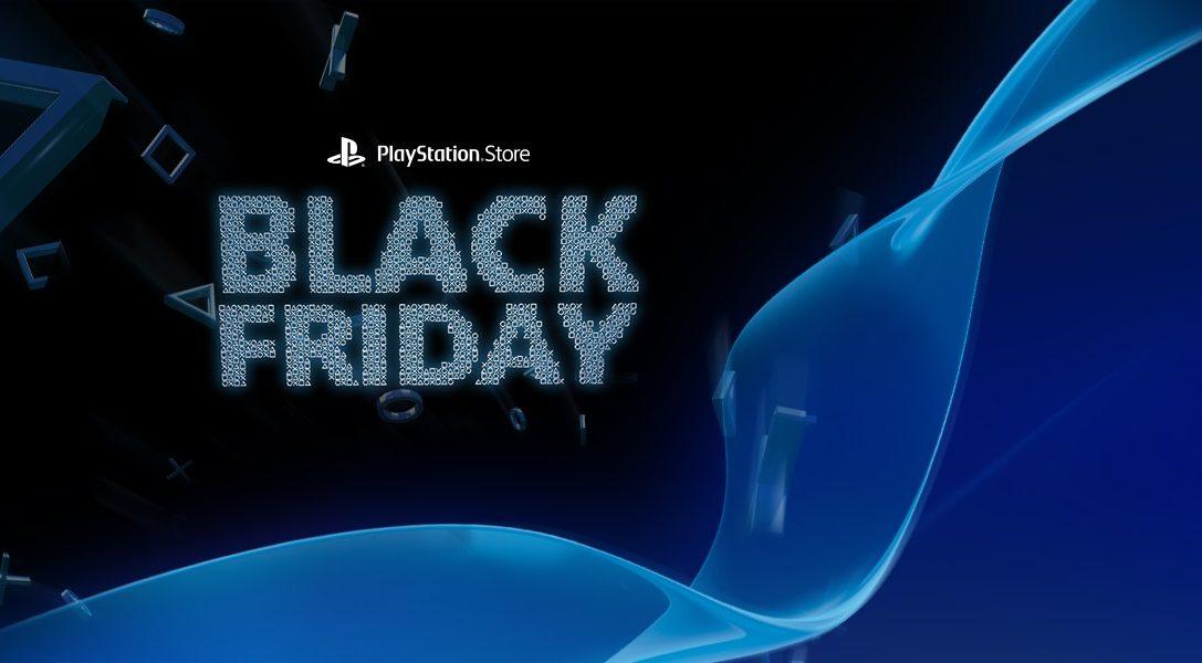 Gli enormi risparmi Black Friday cominciano oggi sul PlayStation Store