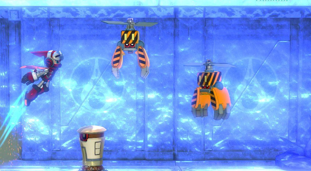 Nuovo trailer di gioco e dettagli sulla modalità a due giocatori di Mighty No. 9