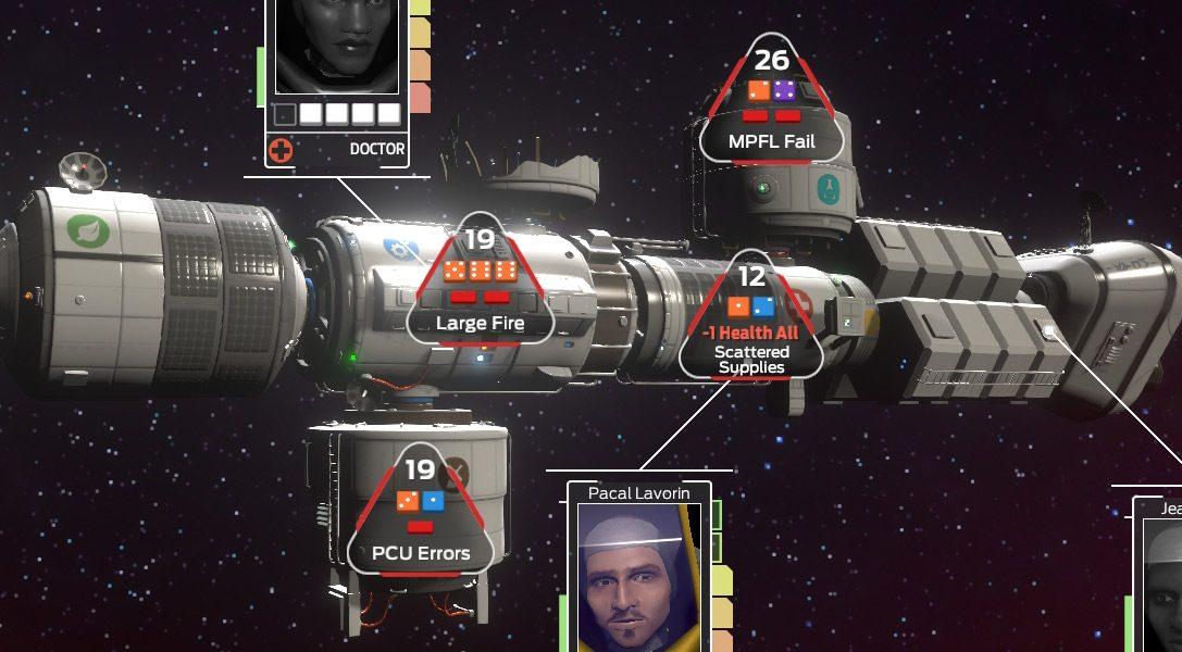 Tharsis: strategia a turni e fantascienza arrivano su PS4 a gennaio 2016