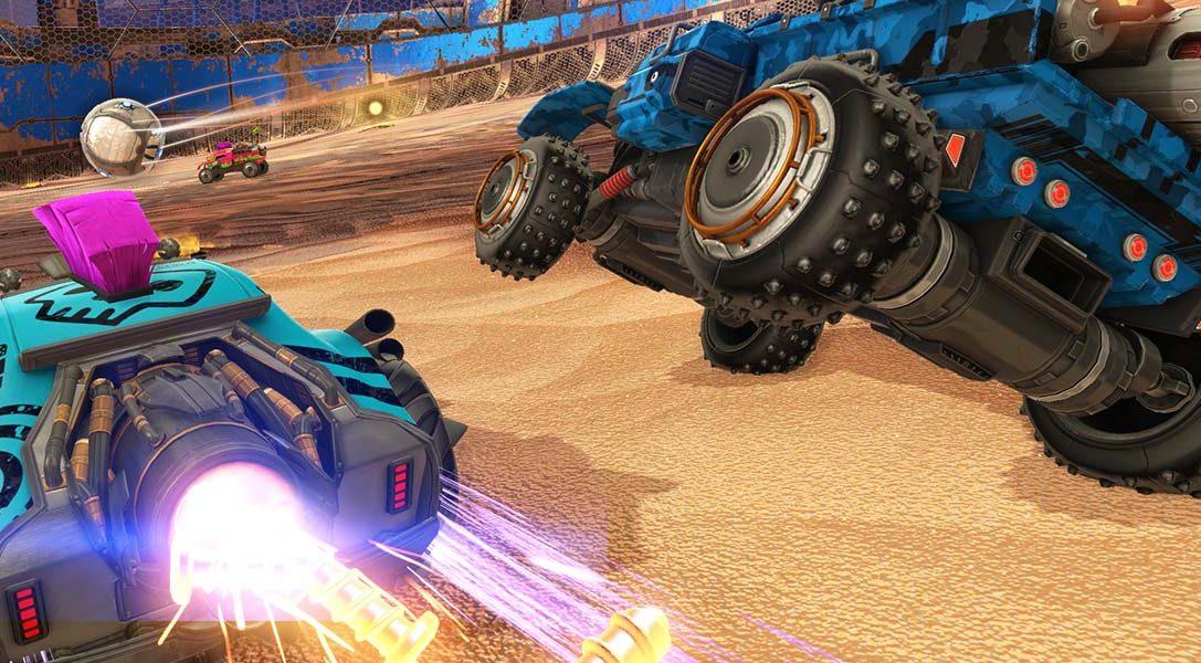 Il DLC Chaos Run di Rocket League è in arrivo questo dicembre