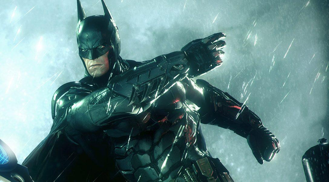 I Doppi Sconti continuano: Batman: Arkham Knight, God of War III Remastered, e altri ancora