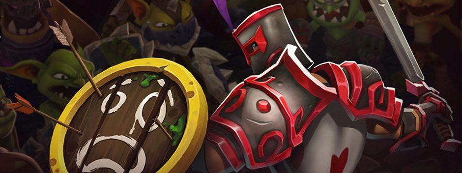 Dungeon Defenders II presenta nuovi premi e modalità e un nuovo livello massimo
