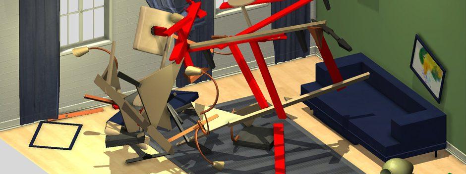 Home Improvisation, il bizzarro simulatore di arredamento, è in arrivo su PS4