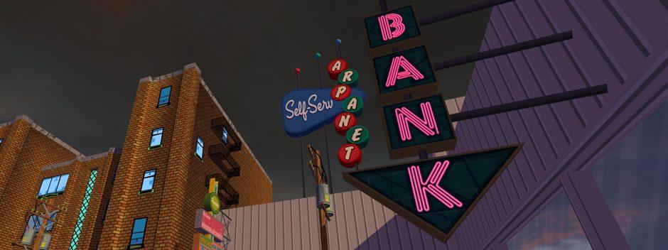Jazzpunk, gioco d'avventura cyberpunk e modernista ambientato nella Guerra Fredda, annunciato per PS4