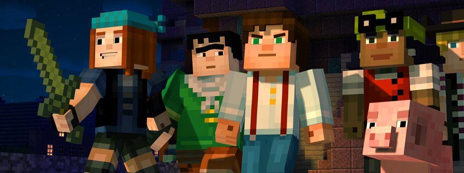 Nuovi su PlayStation Store: Hatoful Boyfriend: Holiday Star, Minecraft: Story Mode e molto altro