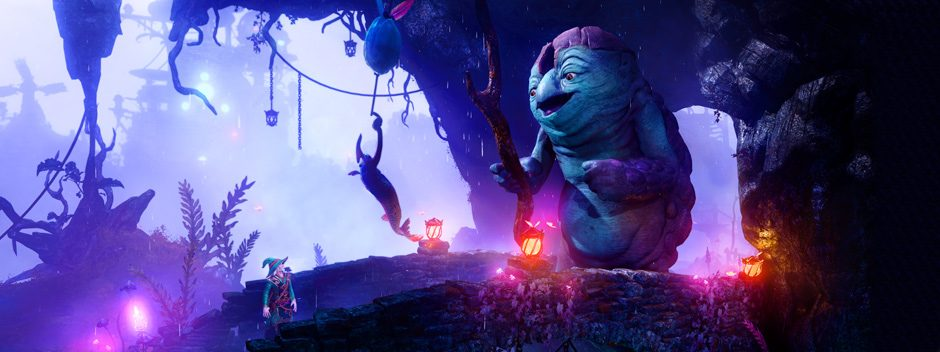 Trine 3: The Artifacts of Power in arrivo su PS4
