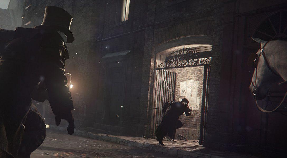 Il nuovo trailer di Assassin's Creed Syndacate mostra Jack Lo Squartatore in azione