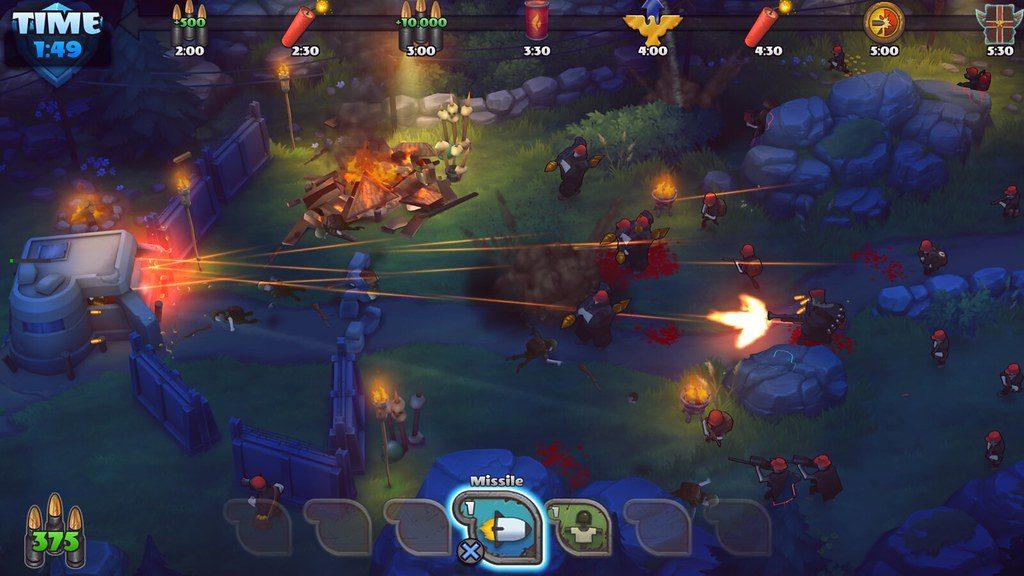 Il titolo di strategia Guns Up! sarà disponibile per il download gratuito su PS4 la prossima settimana