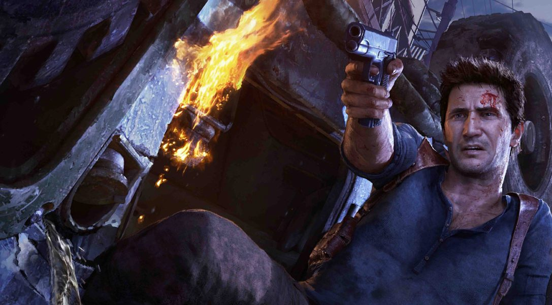 Il nuovo trailer cinematografico di Uncharted 4 rivelato ai Game Awards 2015
