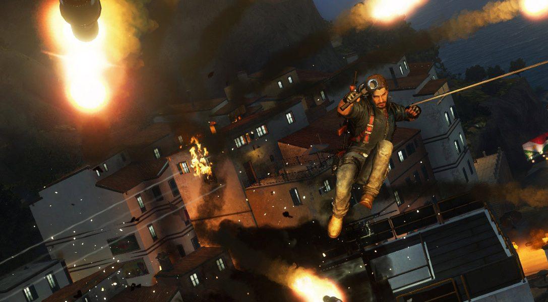 Nuovi su PlayStation Store questa settimana: Just Cause 3, Rainbow Six Siege, e molto altro
