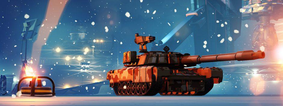 Nuovi su PlayStation Store: Hardware: Rivals, World of Tanks beta e molto altro