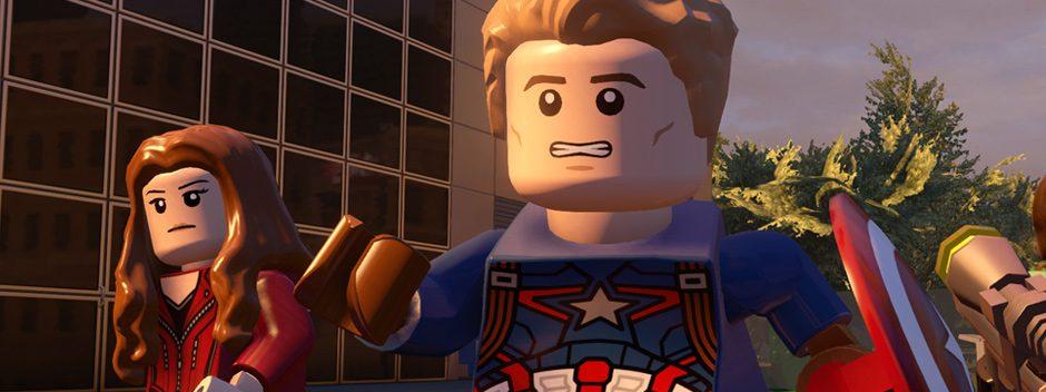 LEGO Marvel's Avengers ottiene i DLC gratuiti di Captain America: Civil War e Ant-Man