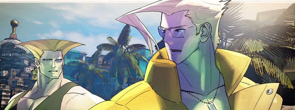 Annunciati i dettagli della storia di Street Fighter V e dell'espansione cinematografica