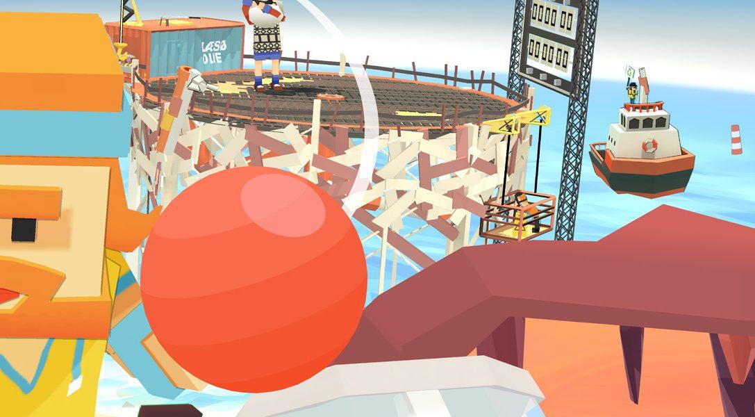 Stikbold! A Dodgeball Adventure annunciato per PS4