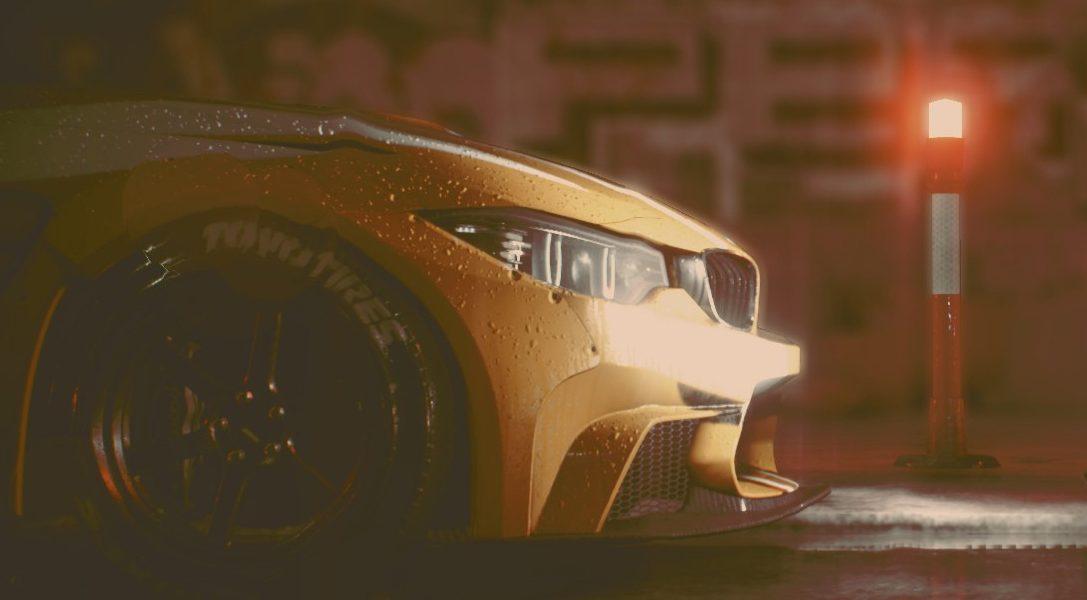 L'aggiornamento Showcase di Need for Speed sarà disponibile dal 3 febbraio