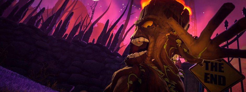 Scoprite le stravaganti mappe di Plants vs. Zombies Garden Warfare 2 nel nuovo filmato