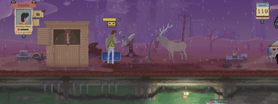 Il survival game post-apocalittico Sheltered è in arrivo su PS4