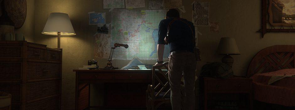 Scoprite il nuovo trailer della storia di Uncharted 4: Fine di un ladro