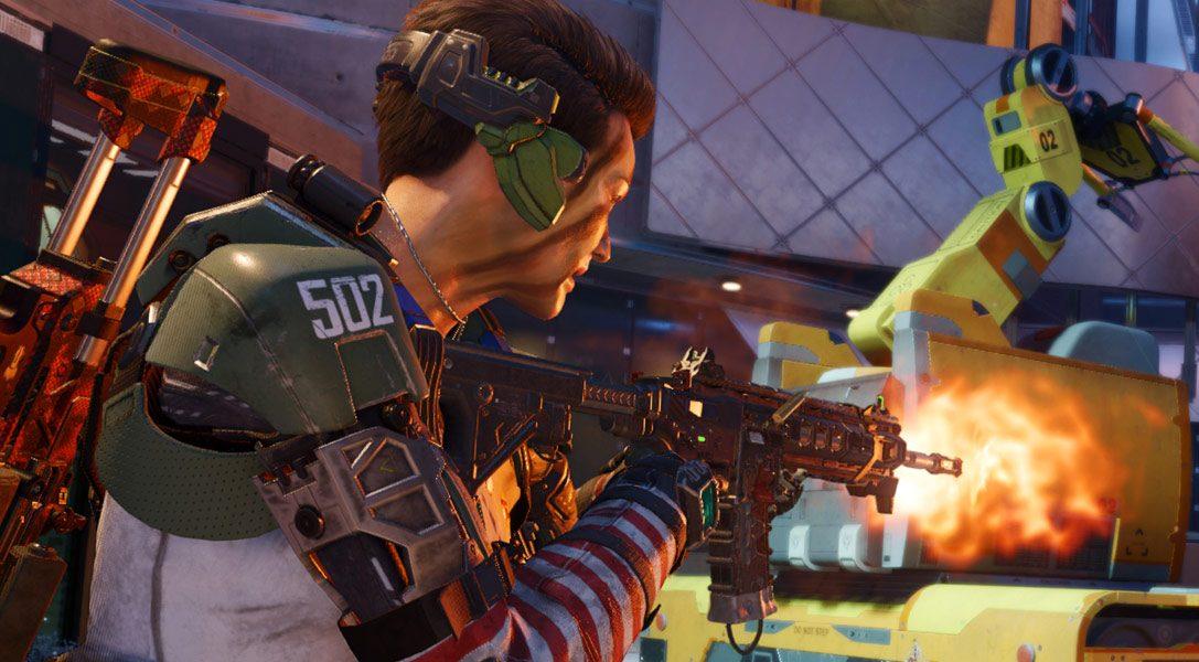 Nuovi su PlayStation Store: il DLC di Call of Duty, Gravity Rush Remastered, Not A Hero