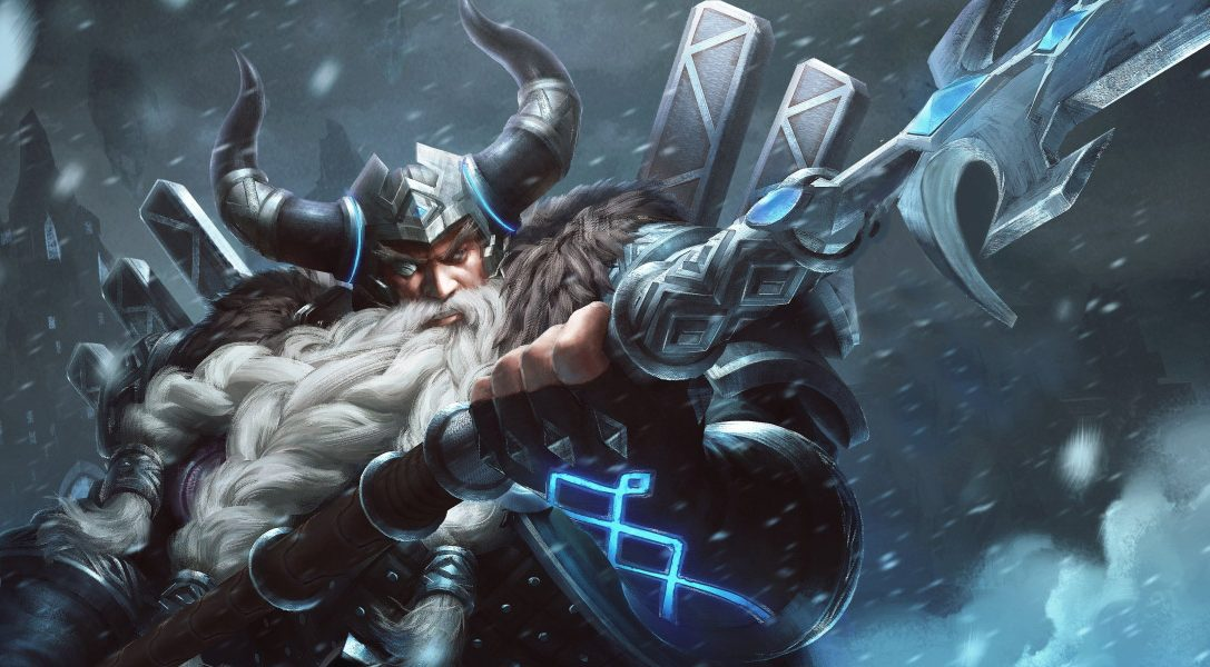 Il fenomenale MOBA Smite: Battleground of the Gods è in arrivo su PS4