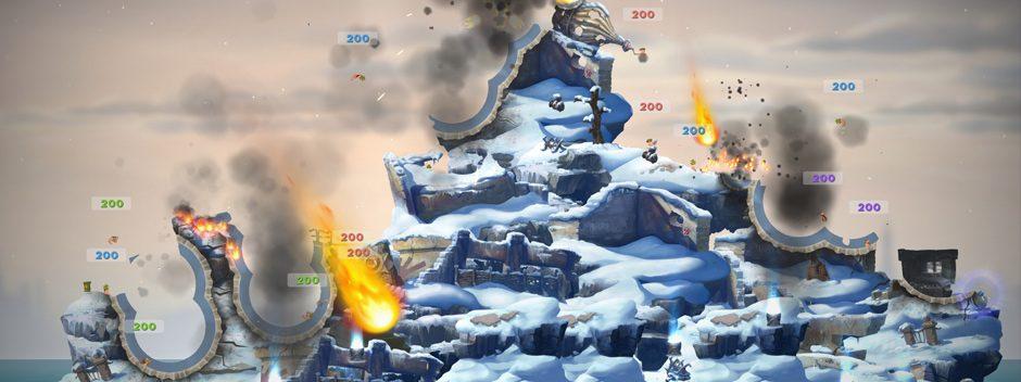 Worms W.M.D arriverà nel corso di quest'anno su PS4!