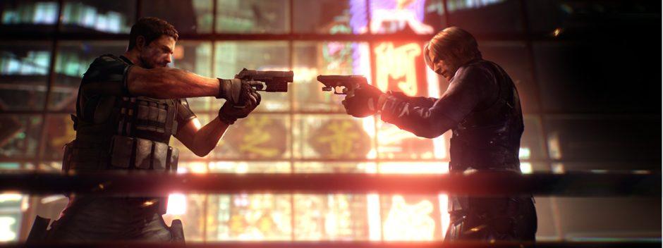 Nuovi su PlayStation Store: Resident Evil 6, MLB The Show 16 e molto altro