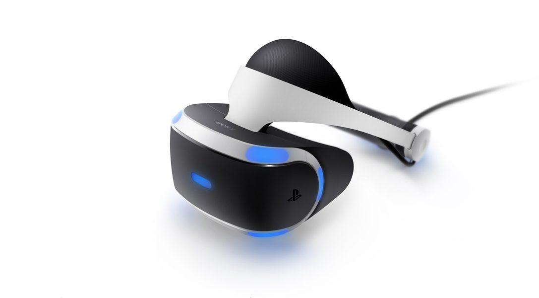 PlayStation VR arriva nel mese di Ottobre, al prezzo di €399,99.