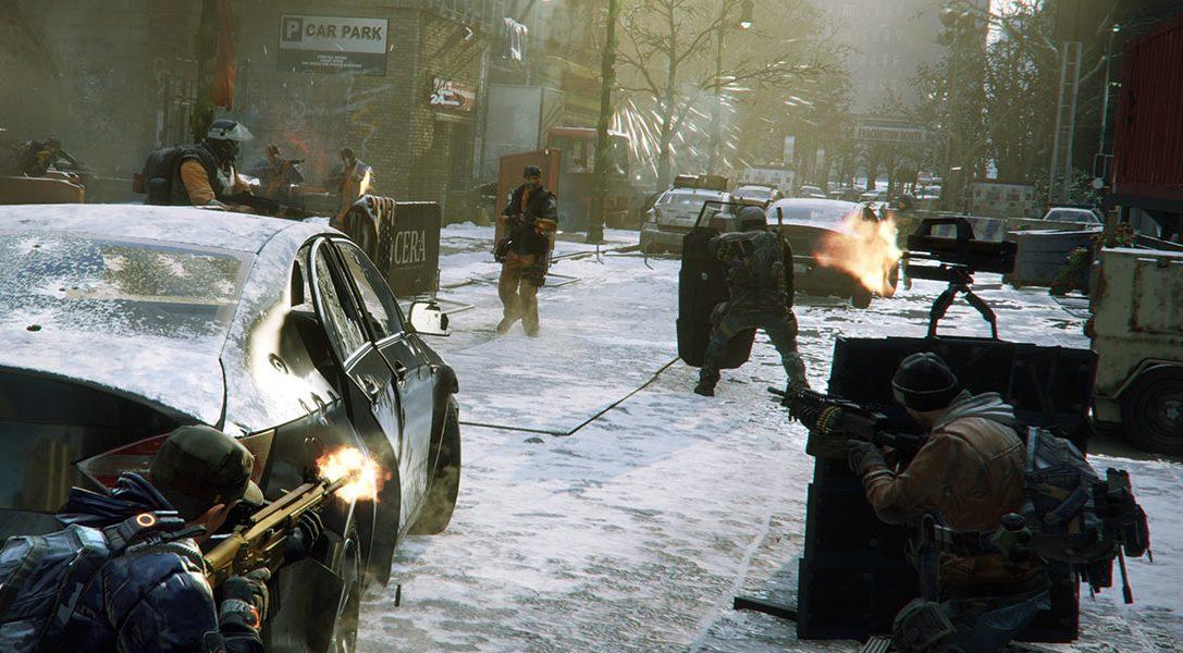 Tutto quello che c'è da sapere su The Division, disponibile da domani su PS4
