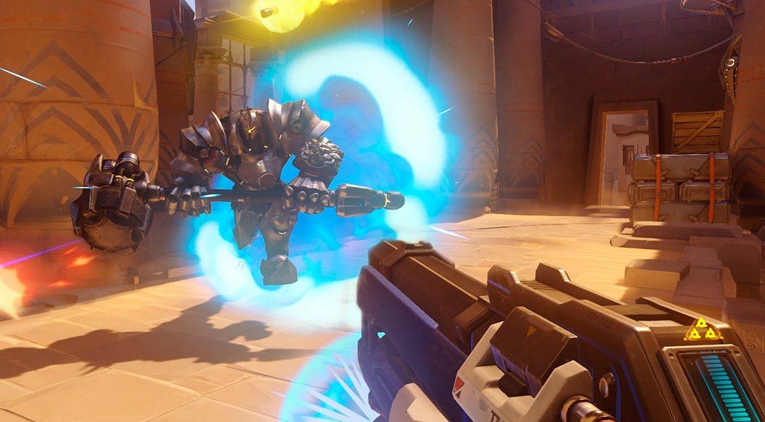 Lo sparatutto multigiocatore a squadre Overwatch uscirà il 24 maggio