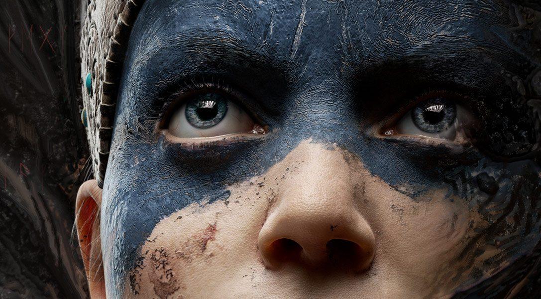 L'ultimo video di Hellblade mostra un nuovo look per l'eroina Senua