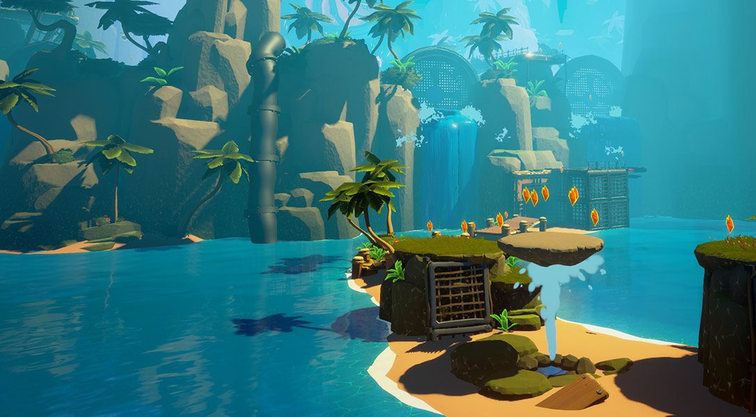In arrivo su PS4 il platform d'azione Skylar & Plux: Adventure on Clover Island