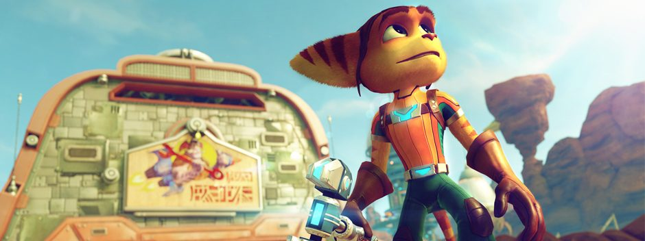 Nuovi su PlayStation Store: Ratchet & Clank, Invisible Inc., Axiom Verge