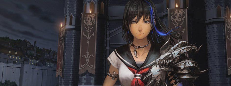 Il bel GdR giapponese Stranger of Sword City arriva questa settimana su PS Vita