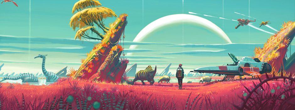 Come Hello Games ha creato l'universo di No Man's Sky