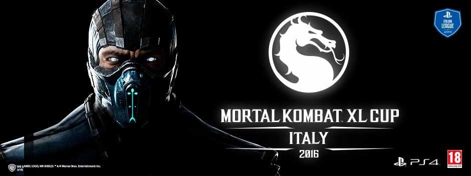 Mortal Kombat XL Cup – Road to Sweden 2016