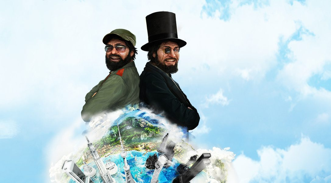 In arrivo su PlayStation Plus a maggio: Tropico 5, Table Top Racing e non solo